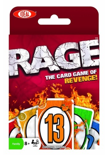 Rage: The Card Game of Revenge