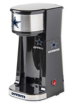 Dallas Cowboys Single Serving Coffee Maker