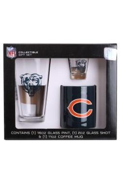 Chicago Bears 3PC Drinkware Gift Set