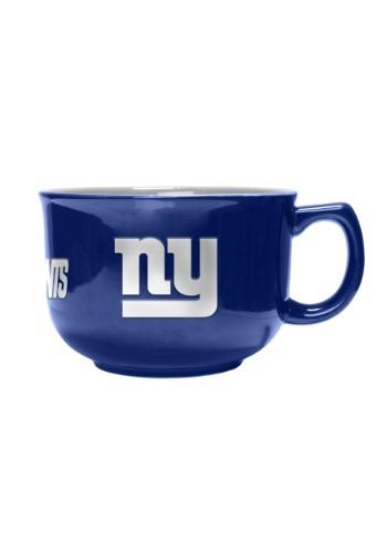 New York Giants Bowl Mug