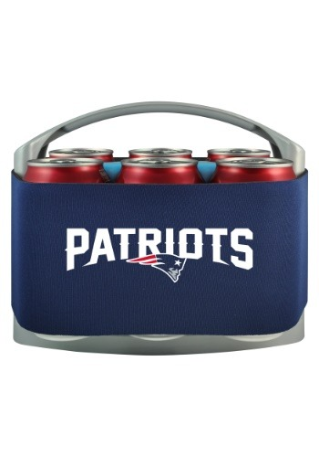 New England Patriots Cool 6 Cooler