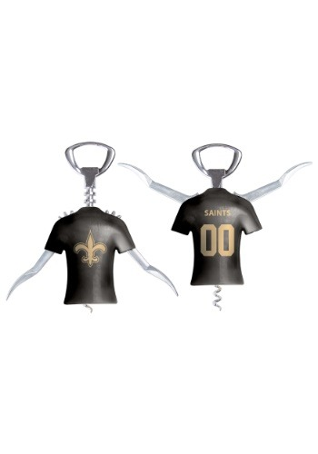 New Orleans Saints Winged Bottle Opener