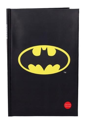 BATMAN DC COMICS BIG NOTEBOOK W/LIGHT (19x29 cm)