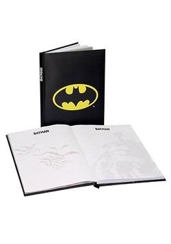 DC Comics Batman Big Notebook w Light 19x29 cm