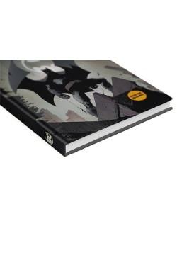 BATMAN DC COMICS BATSIGNAL NOTEBOOK W/LIGHT 4