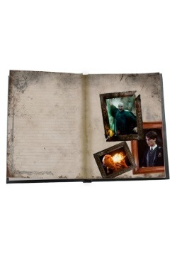 HARRY POTTER LORD VOLDEMORT LIGHT-UP NOTEBOOK 2