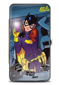 DC Comics Batgirl Selfie Hinged Wallet