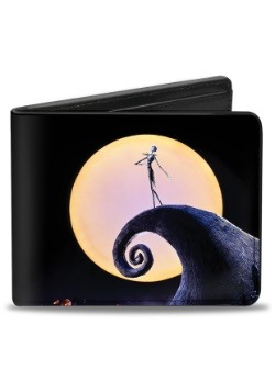 Jack Skellington Nightmare Before Christmas Wallet