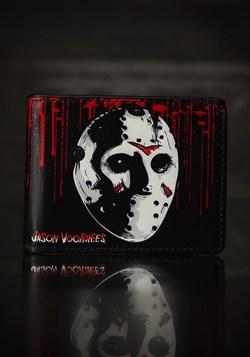 Friday the 13th Jason Mask Bi-Fold Wallet