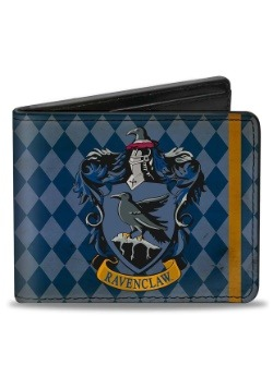 Harry Potter Ravenclaw Crest Bi-Fold Wallet