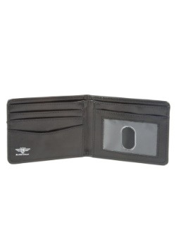 Harry Potter Hufflepuff Crest Bi-Fold Wallet alt 2
