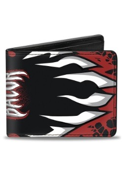 WWE Finn Balor Demon Teeth Bi-Fold Wallet