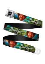 Landscapes Seatbelt Bob Ross Buckle Belt