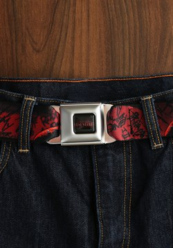 A Nightmare on Elm Street Freddy Poses Seatbelt Buckle