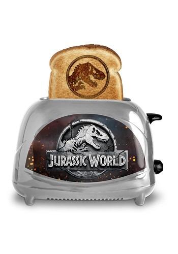 Jurassic World Toaster update1