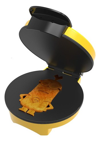 Minions Kevin Waffle Maker