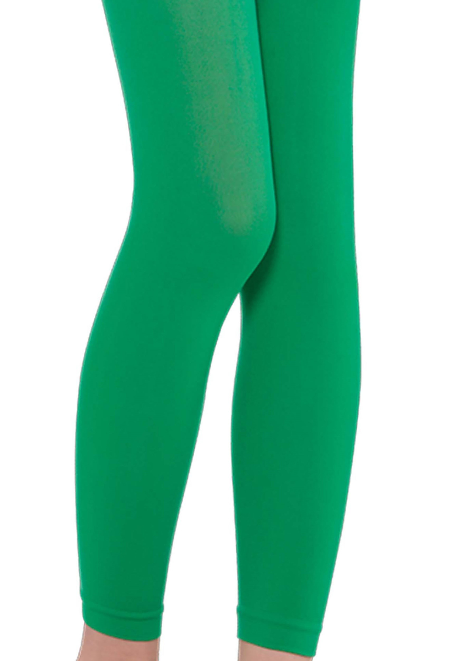Green_Child_Footless_Tights
