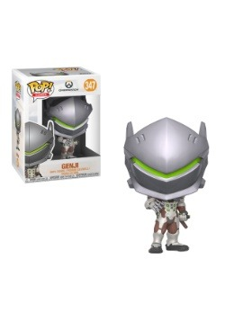 Pop! Games: Overwatch- Genji