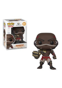 Pop! Games: Overwatch- Doomfist