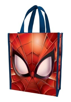 Marvel Spider-Man Recycled Shopper Tote Treat Bag