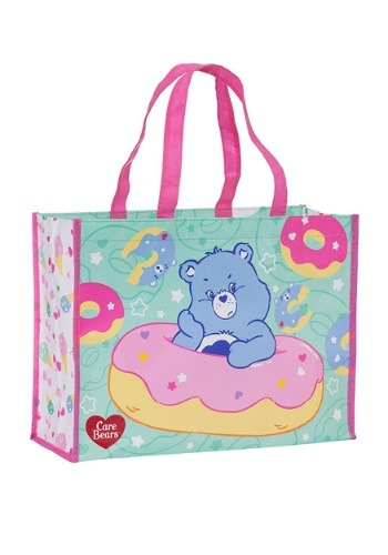 Care Bears Large Recycled Shopper Tote Treat Bag