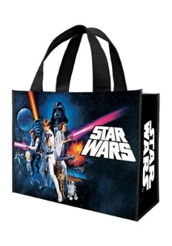 Star Wars A New Hope large Recycled Shopper Tote Treat Bag