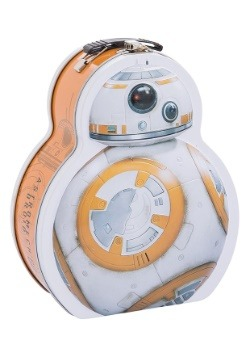 Star Wars BB-8 Shaped Tin Tote