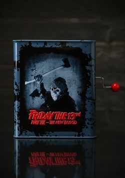 Friday the 13th Jason Burst-A-Box