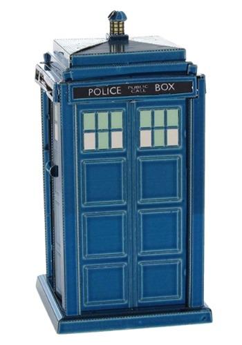 Metal Earth Doctor Who Tardis Model Kit