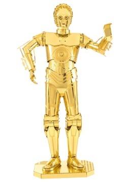 Metal Earth Star Wars C-3PO Model Kit