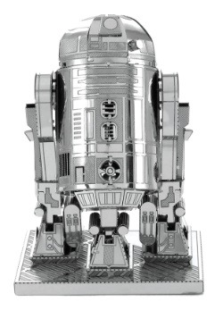 Metal Earth Star Wars R2-D2 Model Kit