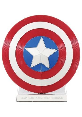 Metal Earth Captain America's Shield Model Kit
