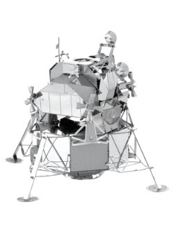 Metal Earth NASA Apollo Lunar Module Model Kit