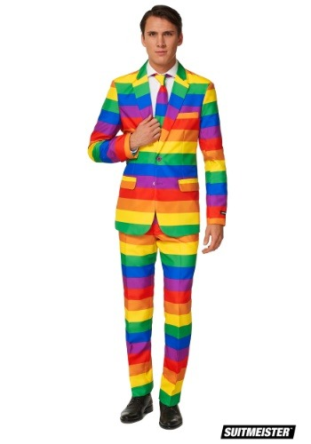 Rainbow Men's Suitmeister Suit