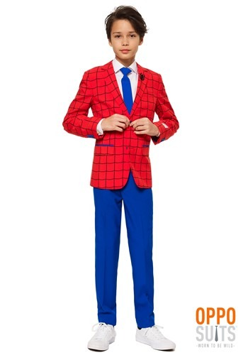 Opposuits Spider-Man Boys' Suit