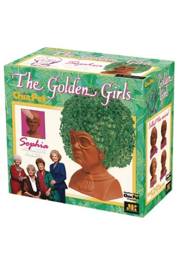Golden Girls Sophia Chia Pet