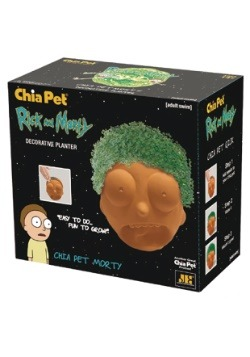 Rick & Morty - Morty Chia Pet