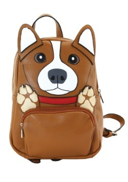 "Corgi 12"" Mini Backpack"