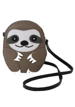 Sleepyville Critters- Baby Sloth Shoulder Bag