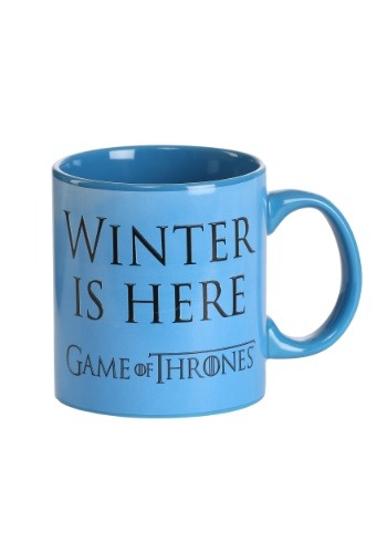 Game of Thrones Winter is Here Ceramic Mug