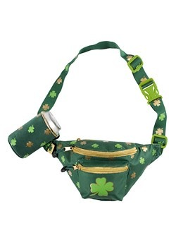 Tipsy Elves St. Patrick's Day Clover Bum Bag