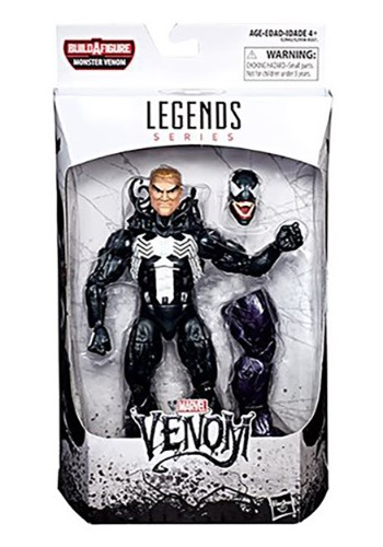 Venom Marvel Legends Venom 6-Inch Action Figure