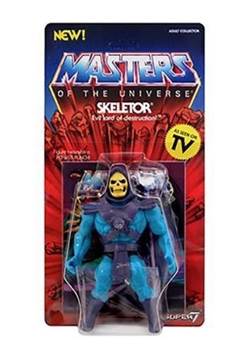 Masters of the Universe Vintage Skeletor Action Figure