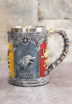 Game of Thrones House Sigils Tankard