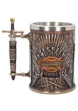Game of Thrones Iron Throne Tankard
