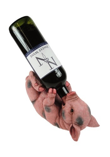 Pig Guzzlers Wine Bottle Holder 25 cm