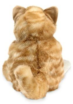 """Folkmanis Orange Tabby Kitten 8"""" Puppet Back"""