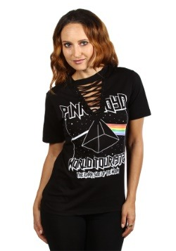 Pink Floyd World Tour 1972 Women's Fashion Shirt