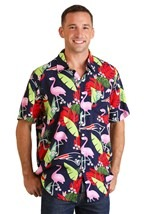 Men's New England Patriots Floral Shirt