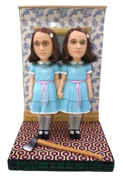 The Shining Twins Bobble Head